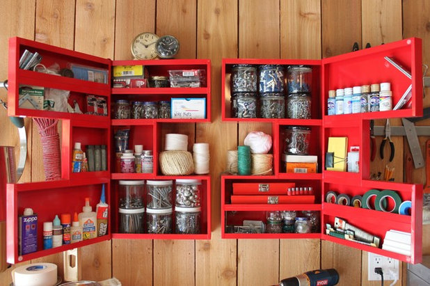 Eclectic Garden Shed and Building by The Cavender Diary