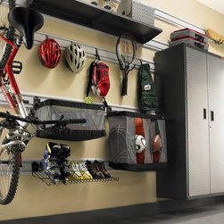 Garage Wall Systems and Accessories -
