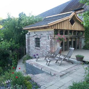 AuBergewohnlich Mediterranes Gartenhaus In Sonstige