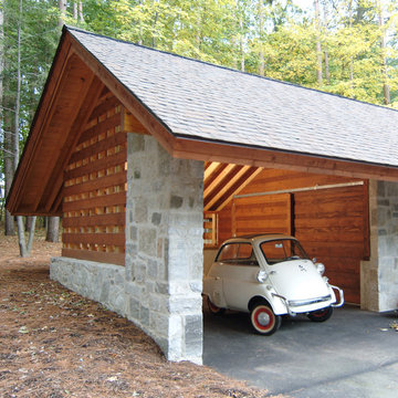 Garages & Carriage Houses