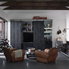 Superbe Garages U0026 Dens. 6 Photos. Closets