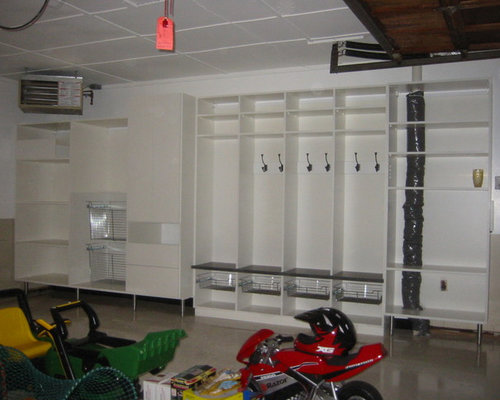 Garage Coat Storage Home Design Ideas Pictures Remodel And Decor