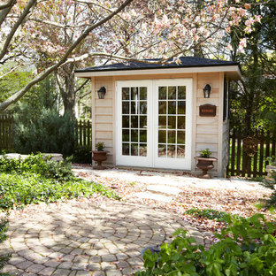 Garden Shed Addition in Stonefield Madison, WI