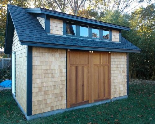 garages et abris craftsman providence photos et id es d co de garages et abris de jardin. Black Bedroom Furniture Sets. Home Design Ideas