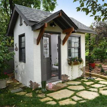 Garden Shed- Urbandale, IA