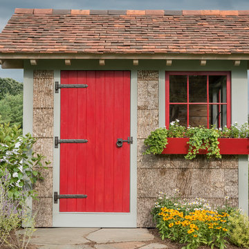 Garden Sheds and Structures