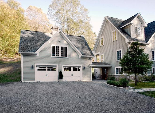 Garage addition ideas - Classic style homes garage ...