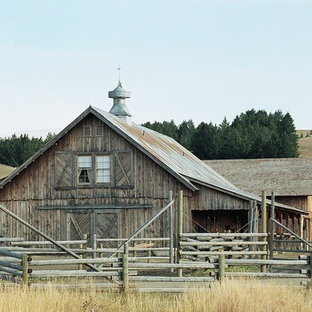 Inspiration for a country barn in Other.