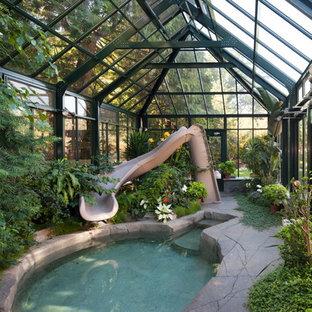 Minimalist Modern Greenhouse