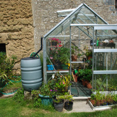 Traditional Garage And Shed by Greenhouse Deals Store