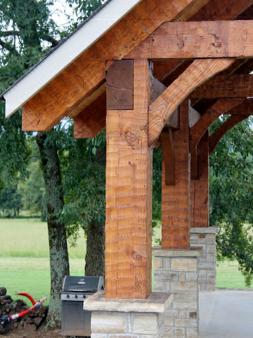 Rustic Carport Garden Shed And Building Design Ideas