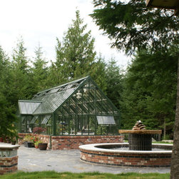 Hartley Victorian Glasshouses - Greenhouses - Hartley Victorian Grand Manor Glashouse 13.5' x 36.5' by Hartley Botanic