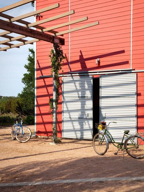 Metal Barn Door Houzz