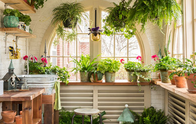 Bring a Bit of the Garden Indoors for Fall