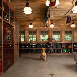 Industrial Gartenhaus als Arbeitsplatz, Studio oder Werkraum in Minneapolis