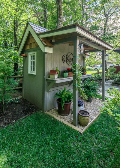 Small Garden? You'll Want to See These 7 Tiny Shed Ideas