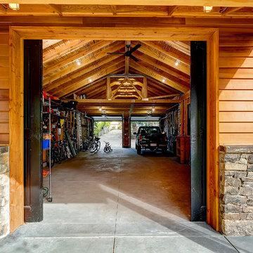 Historic Garage Remodel
