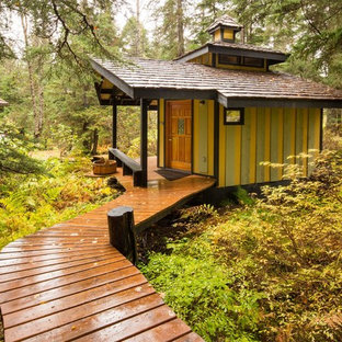 Photo of a rustic detached guesthouse in Other.