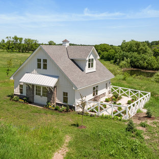 This is an example of a country detached studio in Minneapolis.