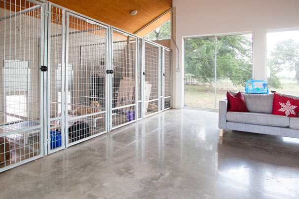 Modern Garage And Shed by Kailey J. Flynn Photography