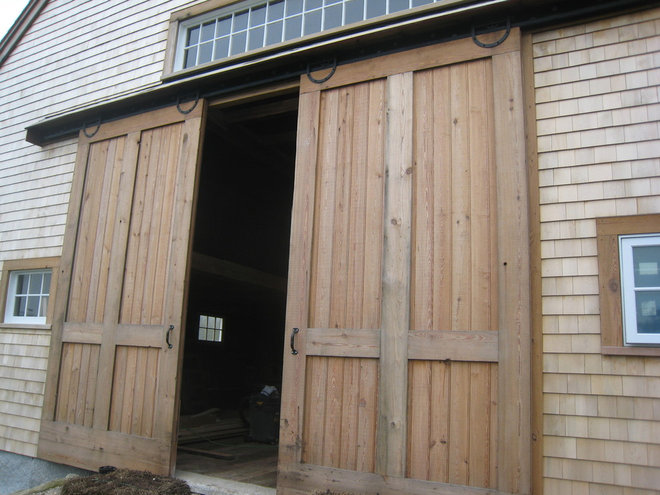 Traditional Garage And Shed by Stonewood Products