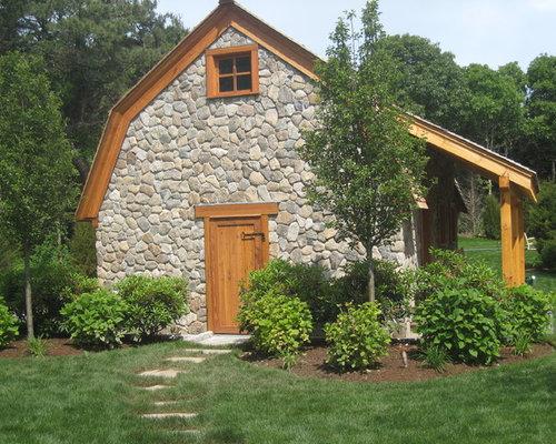 Rustic Guesthouse Idea In Boston