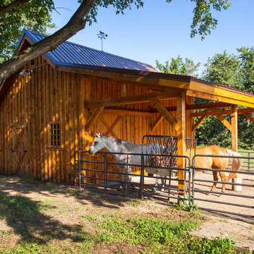 Horse Barn - Small in Size, Large in Character