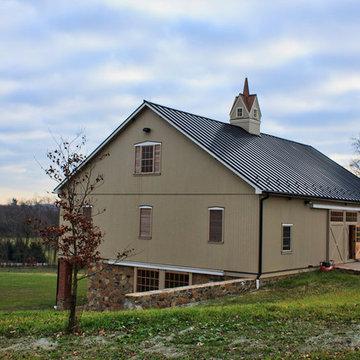 Horse barn/stables, Elizabethtown, PA