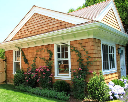 Cedar shake vinyl siding ideas pictures remodel and decor for Cedar shingle shed
