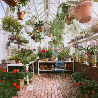 Greenhouse - traditional greenhouse idea in New York