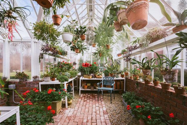 Estremamente Idee per Realizzare un Giardino d'Inverno e i Permessi Necessari LP43