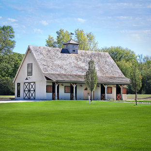 Design ideas for a country barn in Other.