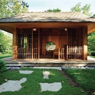 Idéer för orientaliska garager och förråd