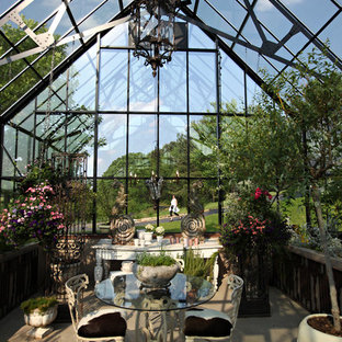 Design ideas for a victorian greenhouse.