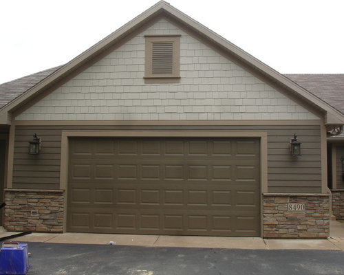 Best James Hardie Plank Shingle Timber Bark Garage And