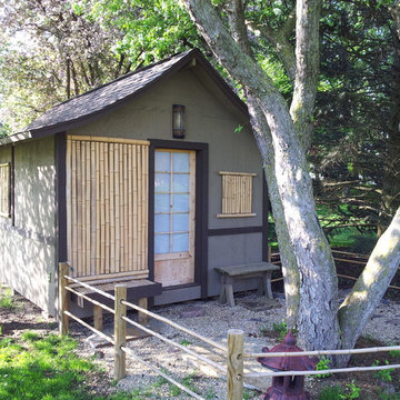 Japanese Tea House New Construction