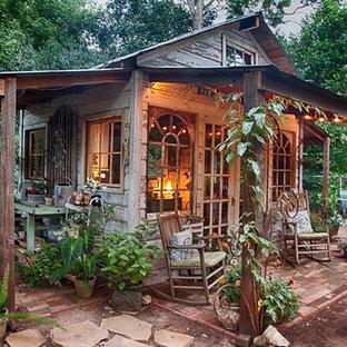 Abri de jardin romantique Austin : Photos et idées déco d\'abris de ...