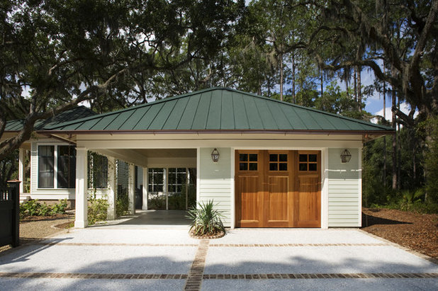 Great garages parking reconsidered for Detached garage with carport