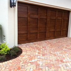 Traditional Garage And Shed by Tri County Pavers