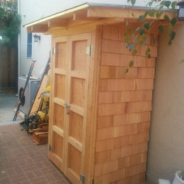 Kathy's sheds