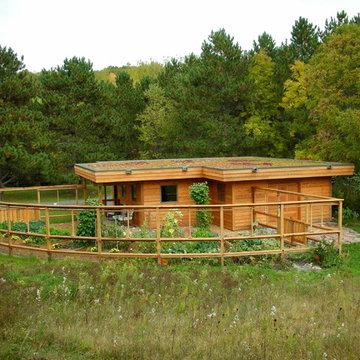 Kravig Garden Building