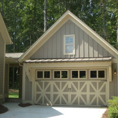 traditional garage and shed by The Aldrich Group, LLC
