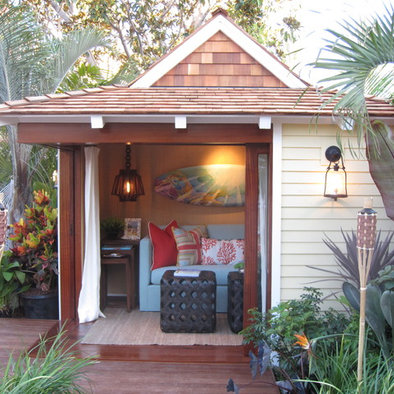 Small tropical house on pinterest small houses sink for Tropical beach house plans