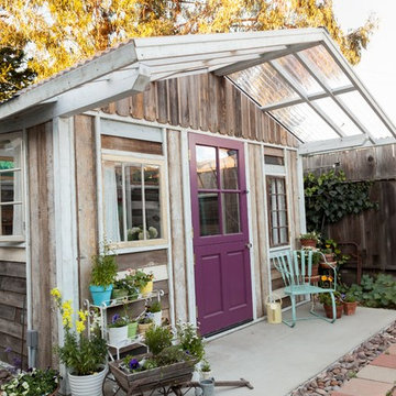 """Lovely Los Osos """"She-Shed"""""""