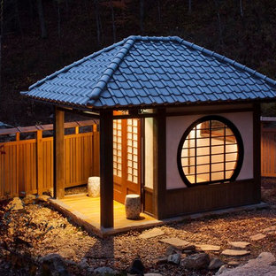 Photo of a small asian detached shed and granny flat in Other.