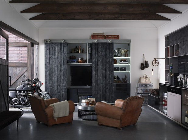 Industrial Shed by California Closets of Tennessee