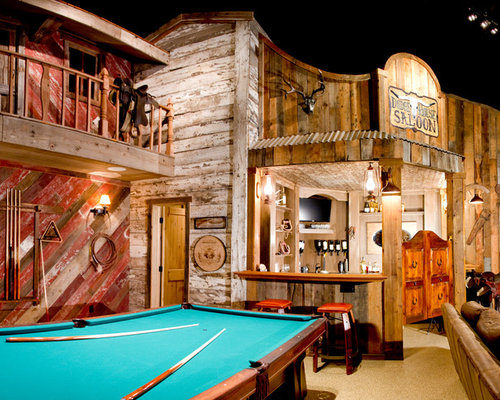 Man Cave Sheds And Garages : Man cave sheds houzz
