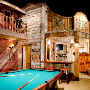 "Man Cave ""Old Town"""