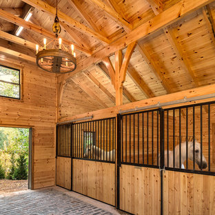 This is an example of a country shed and granny flat in Atlanta.