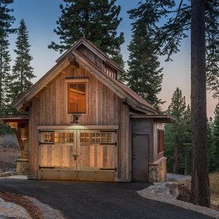 Martis Camp Hillside Barn Retreat